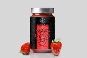 marmellata-di-fragole-biologica-the-tree