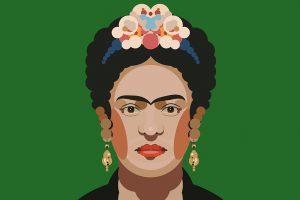 Frida-Kahlo-illustrazione