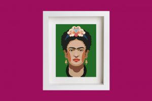 Frida-Kahlo-illustrazione-copertina