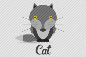 cat-grigio-illustrazione