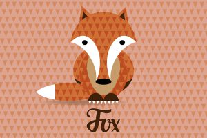 fox-marrone-illustrazione