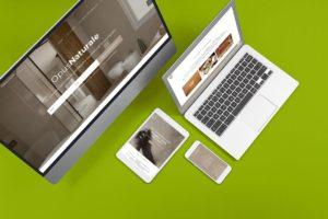 Sviluppo sito web Opus Naturale