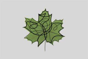 logo design The Tree prodotti biologici