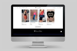 e-commerce realizzato da smotgraphic Parma